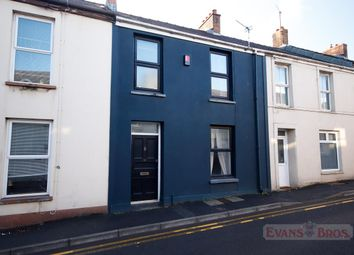 Thumbnail 3 bed property for sale in Water Street, Carmarthen