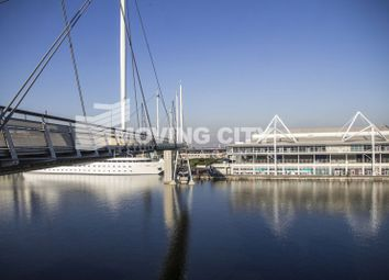 Thumbnail 1 bed flat for sale in Anchor Building, Royal Wharf, Royal Dock, Docklands