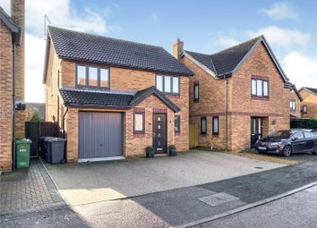 Thumbnail 4 bed detached house for sale in Wellington Close, Warboys, Huntingdon, Cambridgeshire
