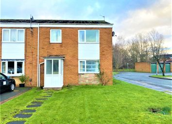 Thumbnail 4 bed end terrace house for sale in Braemar Way, Nuneaton, Warwickshire