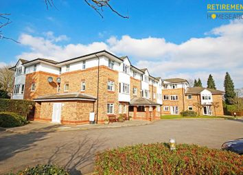 Thumbnail 1 bed flat for sale in Cedar Court, Addlestone