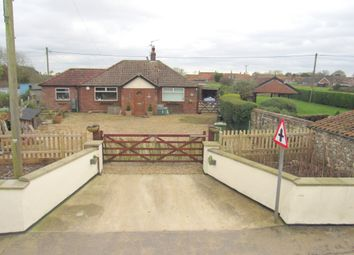 Thumbnail 3 bedroom detached bungalow for sale in Docking Road, Stanhoe