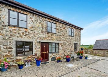 Thumbnail 3 bedroom barn conversion for sale in Treisaac, Newquay, Cornwall