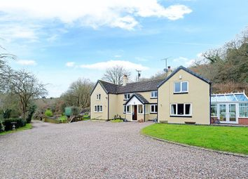 Thumbnail 4 bed detached house for sale in Lloyds Mount, Ironbridge, Telford, Shropshire.