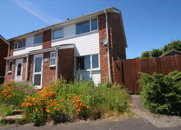 Thumbnail 3 bed semi-detached house for sale in Town Centre, Basingstoke, Hampshire