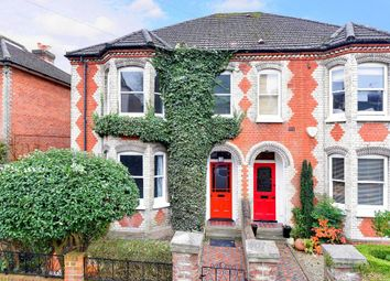 Thumbnail 3 bed detached house to rent in Baillie Road, Guildford
