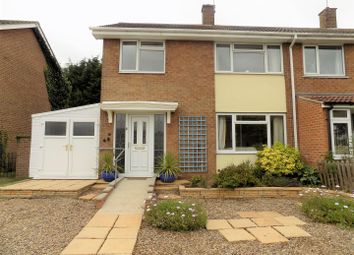 Thumbnail 3 bed semi-detached house for sale in Broadmeer, Cotgrave, Nottingham