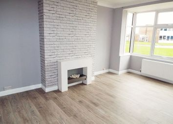 Thumbnail 2 bed flat for sale in Biddleston Crescent, North Shields