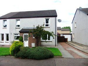 Thumbnail 2 bed property to rent in South Acres, Cairneyhill