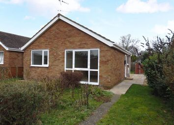 Thumbnail 2 bed detached bungalow to rent in Alconbury Close, Lincoln