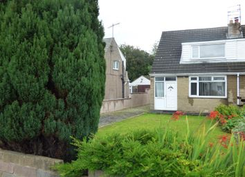 Thumbnail 3 bed semi-detached bungalow for sale in Highland Brow, Galgate, Lancaster
