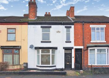3 bed terraced house for sale in Shobnall Street, Burton-On-Trent DE14