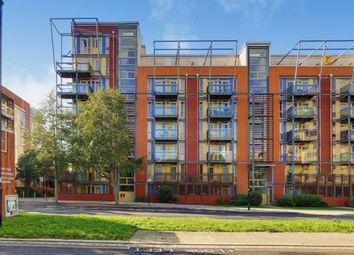 Thumbnail 3 bed flat to rent in Mudlarks Boulevard, London