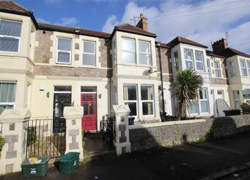 Thumbnail 3 bedroom flat to rent in Clifton Road, Weston-Super-Mare