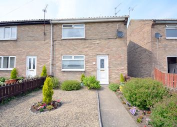 Thumbnail 2 bed terraced house for sale in Oakley Green, West Auckland, Bishop Auckland