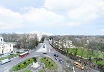 Thumbnail 5 bed flat to rent in Strathmore Court, St John's Wood, London