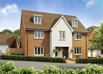 Thumbnail 5 bed detached house for sale in Heathwood Park, Langmore Lane, Lindfield