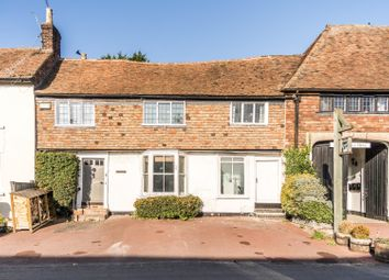 Thumbnail 4 bed town house for sale in High Street, Elham, Canterbury