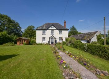 Thumbnail 4 bed detached house for sale in Llanigon, Hay-On-Wye, Hereford