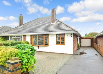 Thumbnail 2 bed semi-detached bungalow for sale in Cross Lane, Horndean, Hampshire