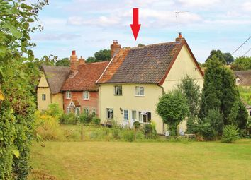 Thumbnail 3 bedroom terraced house for sale in Church Path, Rattlesden, Bury St. Edmunds