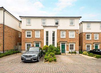 Thumbnail 5 bed semi-detached house for sale in Lyndhurst, 50 Hanger Hill, Weybridge, Surrey