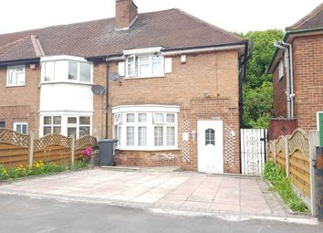 Thumbnail 3 bedroom semi-detached house for sale in Wicklow Drive, Leicester