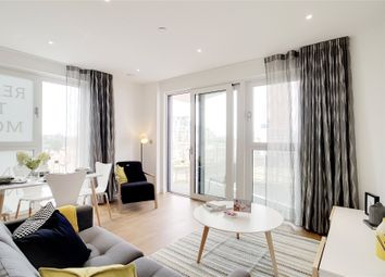 Thumbnail 2 bed flat for sale in Nine Elms Point, Wandsworth Road, London