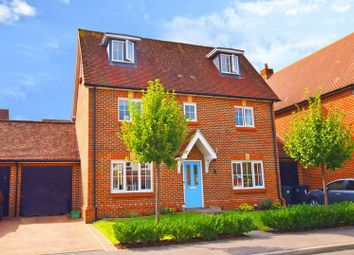 Thumbnail 4 bed link-detached house for sale in Baxendale Way, Uckfield