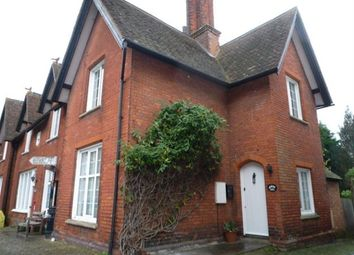 Thumbnail 2 bedroom terraced house to rent in High Street, Chipstead, Sevenoaks