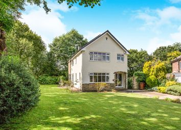Thumbnail 4 bed detached house for sale in Meadow Valley, Alwoodley, Leeds