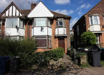 Thumbnail 3 bed semi-detached house to rent in Brentfield Gardens, Golders Green