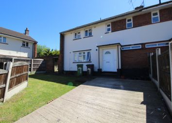 Thumbnail 3 bed terraced house for sale in Burnham Gardens, Wrexham, Clwyd