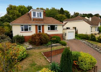 Thumbnail 4 bed detached bungalow for sale in Aller Park Road, Newton Abbot
