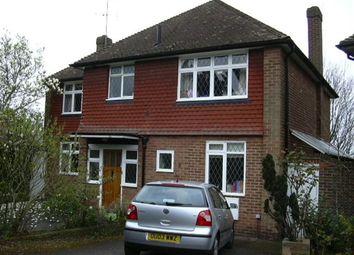 Thumbnail 4 bed property to rent in Hampton Close, Wimbledon, London