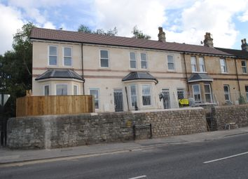 Thumbnail 1 bed flat for sale in 1A Vernon Terrace, Lower Bristol Road, Bath