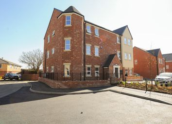 Thumbnail 2 bed flat for sale in Lime Tree House, Chesterfield