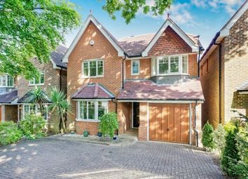 Thumbnail 4 bed property to rent in Nine Mile Ride, Finchampstead, Wokingham