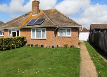 Thumbnail 2 bed semi-detached bungalow for sale in Priory Close, Pevensey