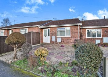 Thumbnail 1 bedroom terraced bungalow for sale in Kevin Walk, Dereham
