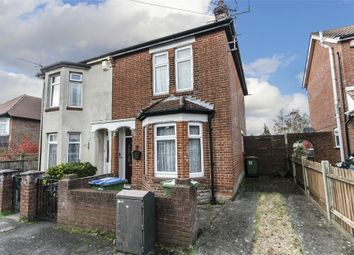 Thumbnail 3 bed semi-detached house for sale in Highclere Road, Bassett, Southampton, Hampshire