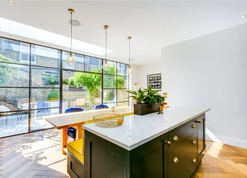 Thumbnail 4 bed semi-detached house for sale in Cleveland Avenue, Chiswick, London