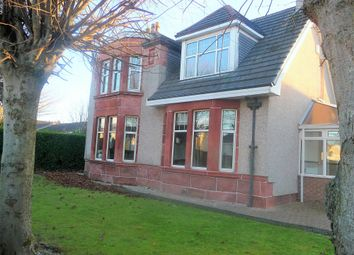 Thumbnail 3 bed detached house for sale in Thorndene Avenue, Motherwell, Lanarkshire