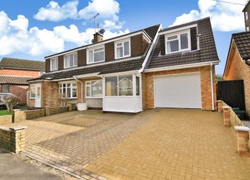 Thumbnail 4 bed semi-detached house for sale in Millfield Drive, Cowbridge