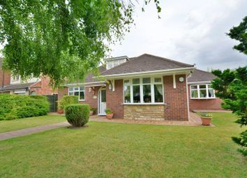 Thumbnail 3 bed detached bungalow for sale in Hykeham Road, Lincoln
