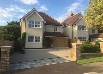 Thumbnail 5 bed detached house for sale in Rosslyn Road, Billericay