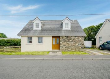 Thumbnail 3 bed detached house for sale in Leswalt, Stranraer, Dumfries And Galloway