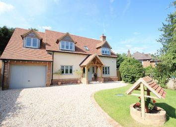 Thumbnail 4 bed detached house for sale in Horns Drove, Rownhams, Southampton