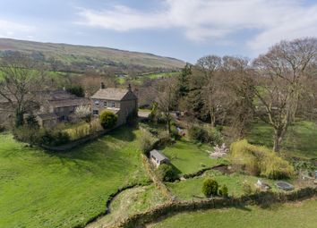 Thumbnail 5 bed country house for sale in Thoralby, Leyburn