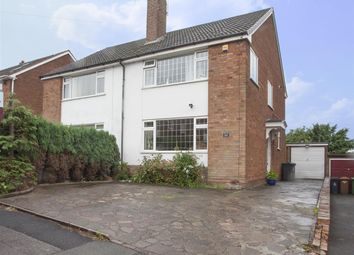 Thumbnail 3 bed semi-detached house for sale in Whetstone Lane, Aldridge, Walsall